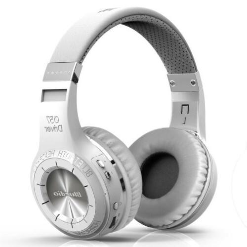 Bluedio Turbine Hurricane H Bluetooth 4.1 Wireless Stereo He