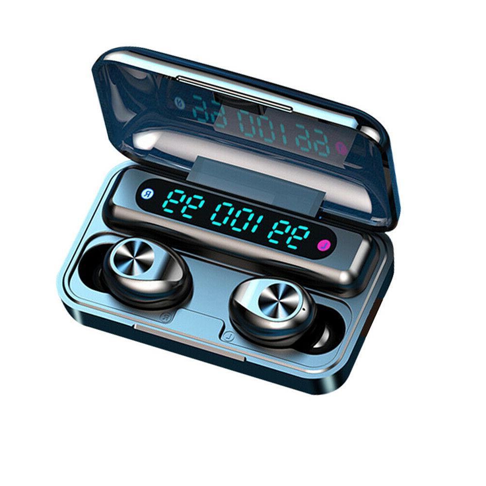 Bluetooth earbud TWS wireless headset waterproof