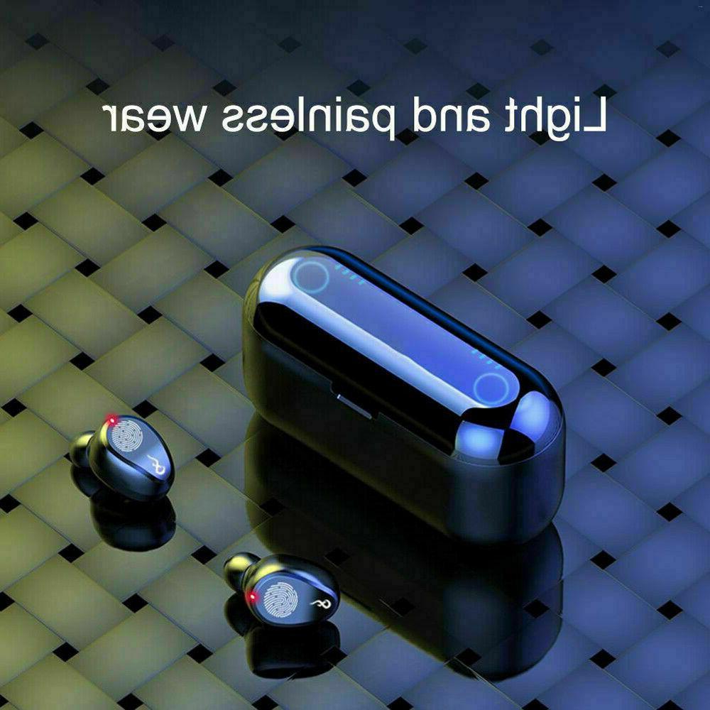 Bluetooth 5.0 Earphones Bass