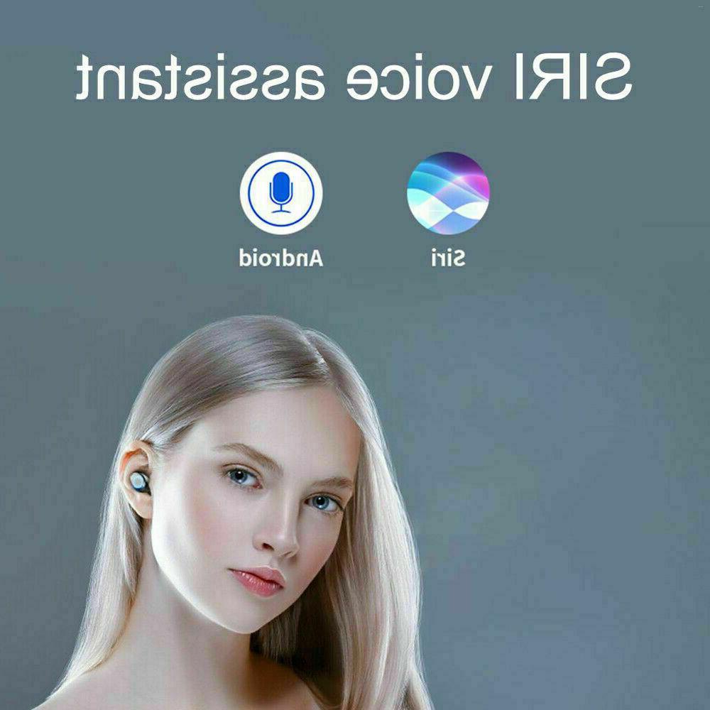 Bluetooth Wireless Earphones TWS Bass