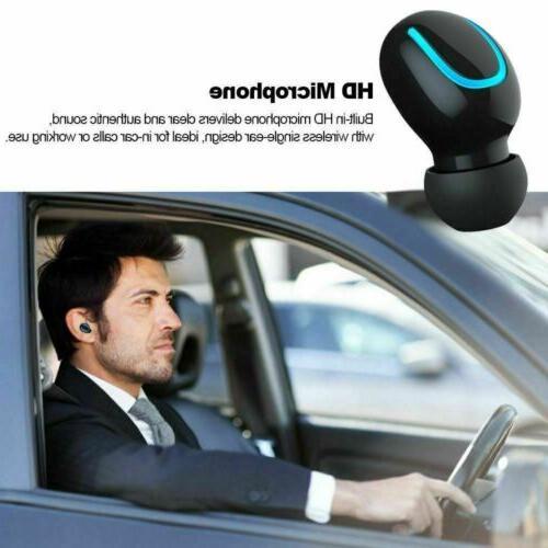 Bluetooth 5.0 Wireless 5D Stereo Headphones