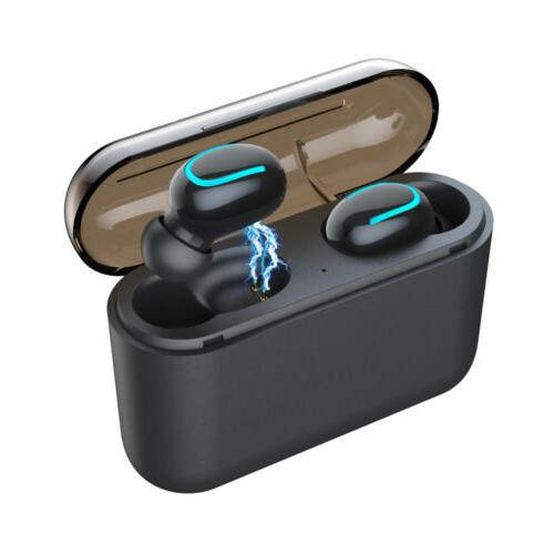 Bluetooth 5.0 Wireless Earbuds 5D Stereo Headphones