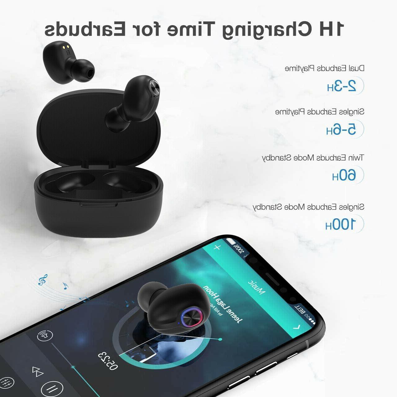 Wireless Stereo Headphones IPX7