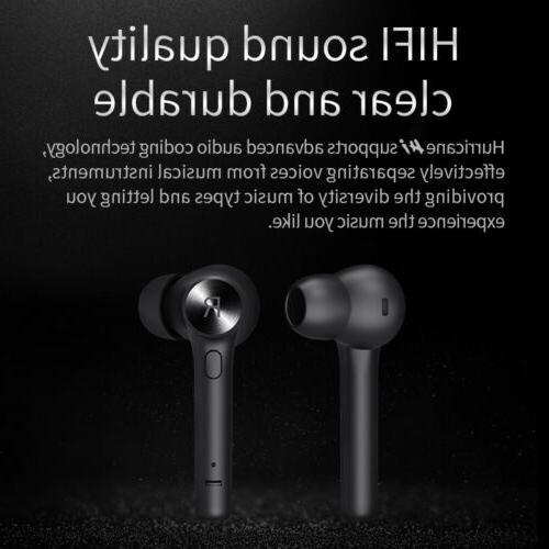 Bluedio Bluetooth 5.0 Waterproof Hook Headset earbuds