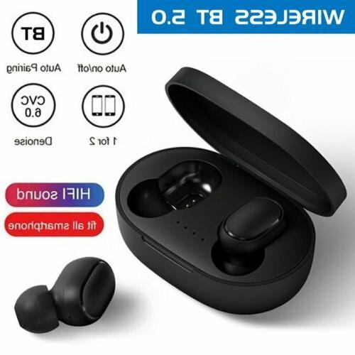 a6s tws wireless bluetooth 5 0 headphone