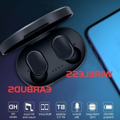 Mpow 5.0 TWS Earphone Stereo Headphones Earbuds