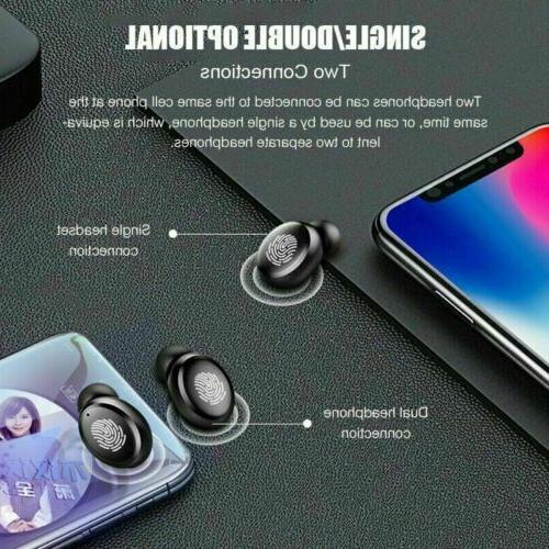 Bluetooth Earphones Twins Stereo