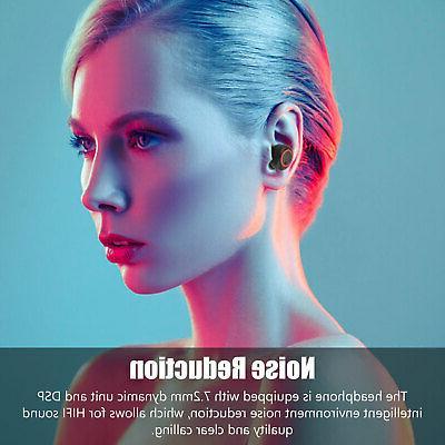 Bluetooth iPhone Samsung Wireless Earphone Headphone