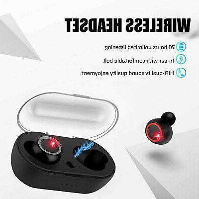 Bluetooth iPhone Wireless Earphone Headphone