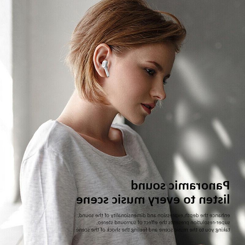 Bluetooth TWS wireless headphone 5.0 waterproof headset