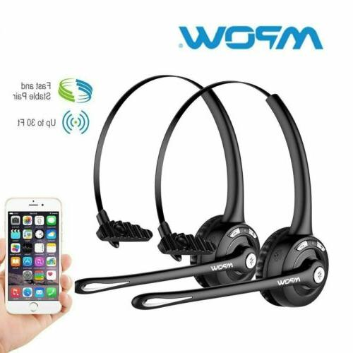 bluetooth headphone headset wireless earphone driver truck