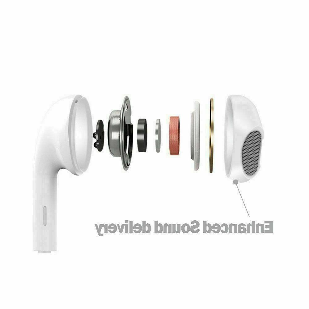 OEM Quality Bluetooth Headphones Earbuds Apple iPhone 6 X PLUS