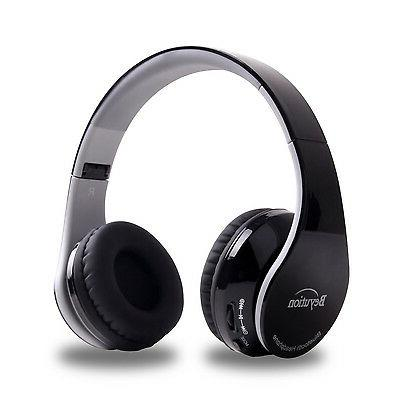 New Bluetooth 4.1 Headphones Headset for All Mobile Cell Pho
