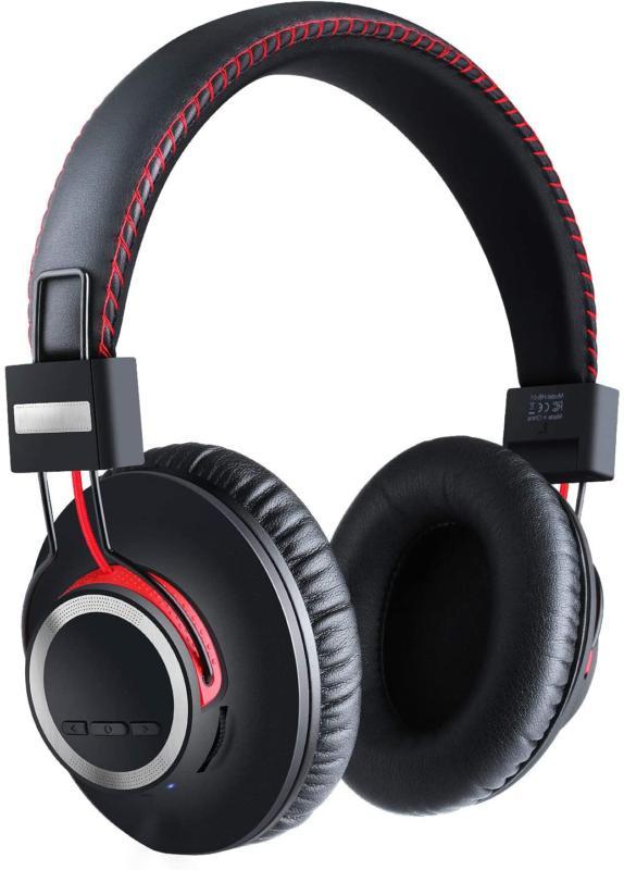 Bluetooth Headphones Wireless Over Ear Headset Hi Fi Stereo