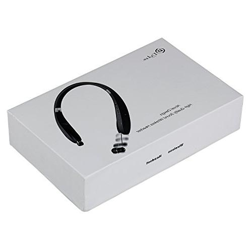 Bluetooth Wireless Retractable Earbud for Android, Devices