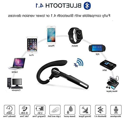 Earpiece Hours Talktime Stereo Noise Cell