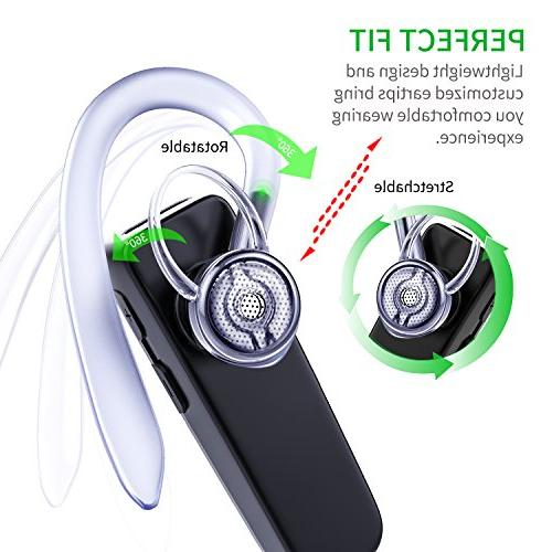 Bluetooth Business Noisy Suppression Bluetooth with Microphone for