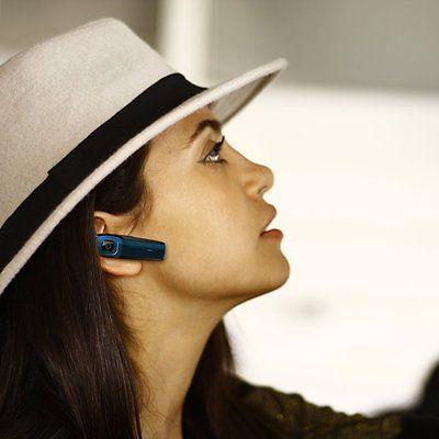 Bluetooth Earpiece Cancelling Mic &