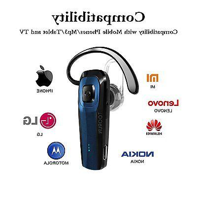 Bluetooth Earpiece Noise Mic