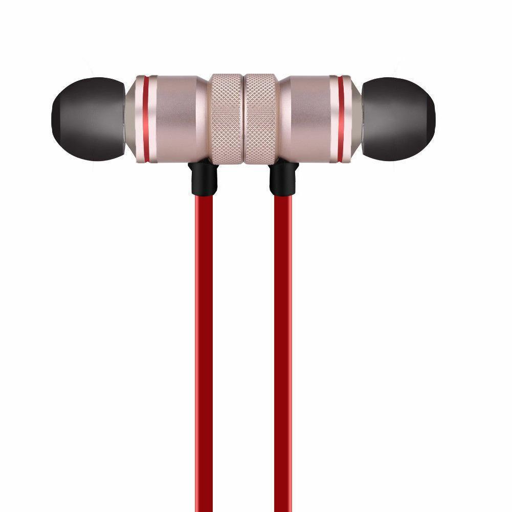 Sweatproof Earbuds Sports Wireless Ear Earphones