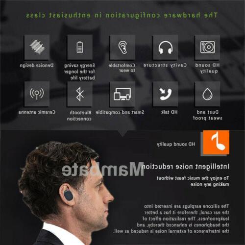 Bluetooth TWS Mini Twins In-Ear headphones