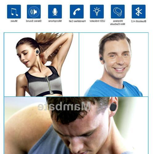 Bluetooth True Mini Twins In-Ear headset