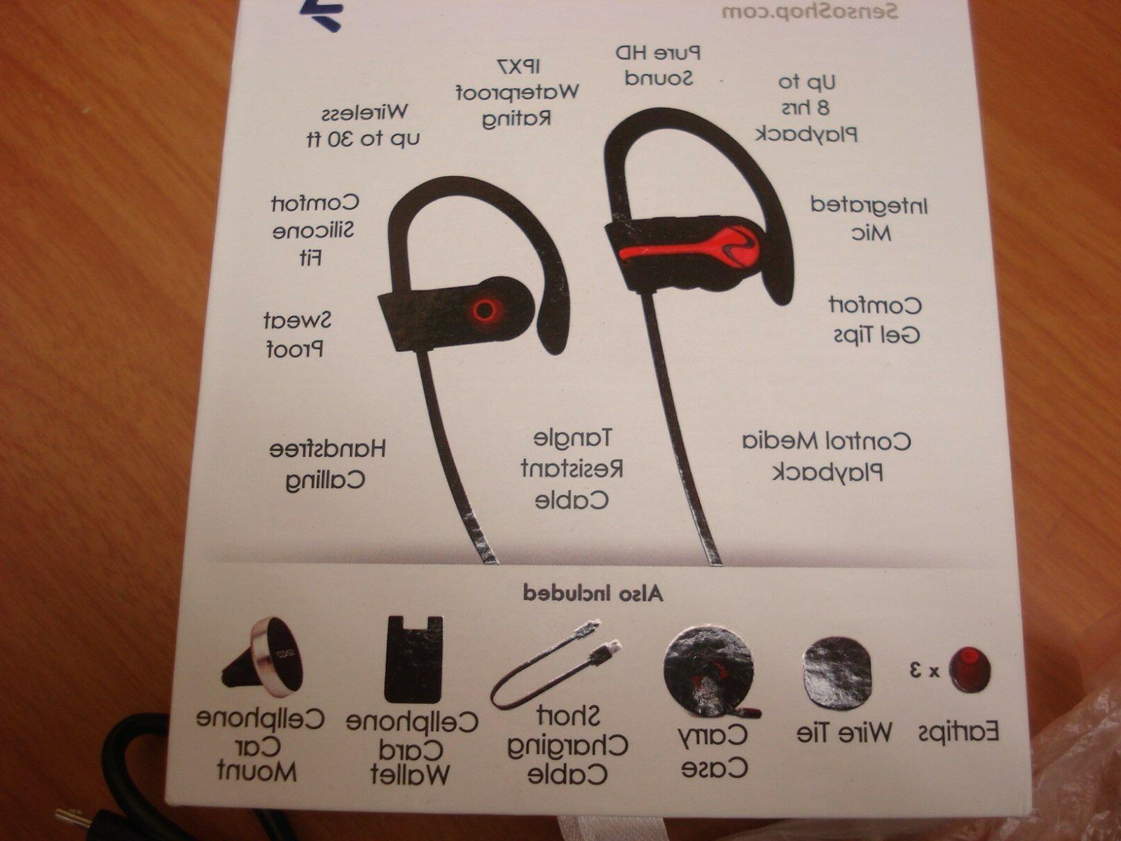 SENSO Bluetooth Best Sports