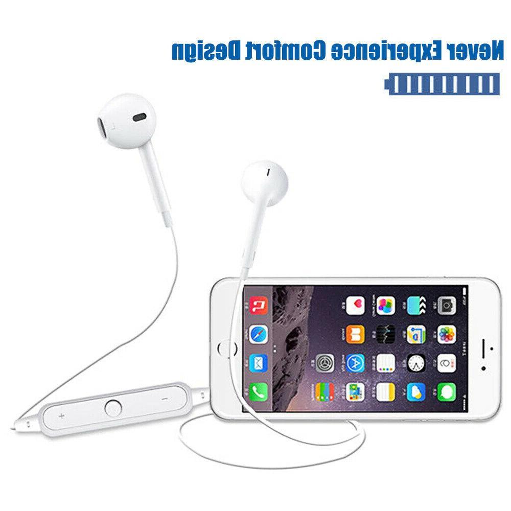 Bluetooth Earphone Neckband With