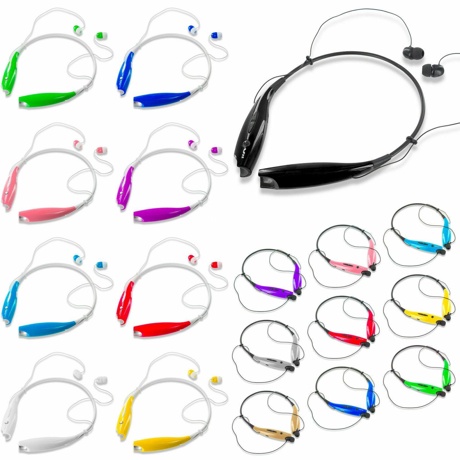 Bluetooth Wireless Headset Headphone Sport Universal