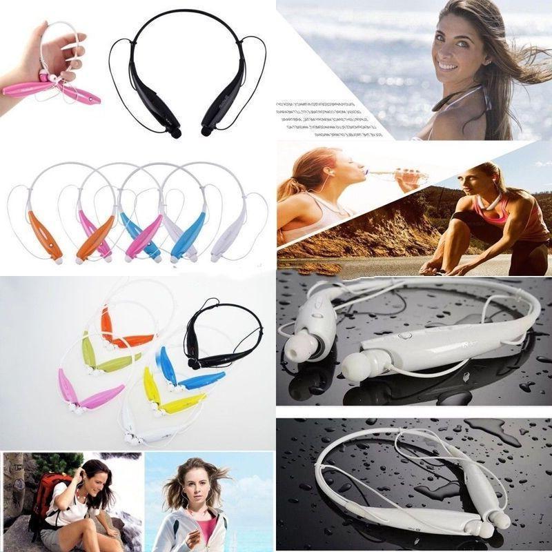 Bluetooth Wireless Headset Stereo Headphone Universal