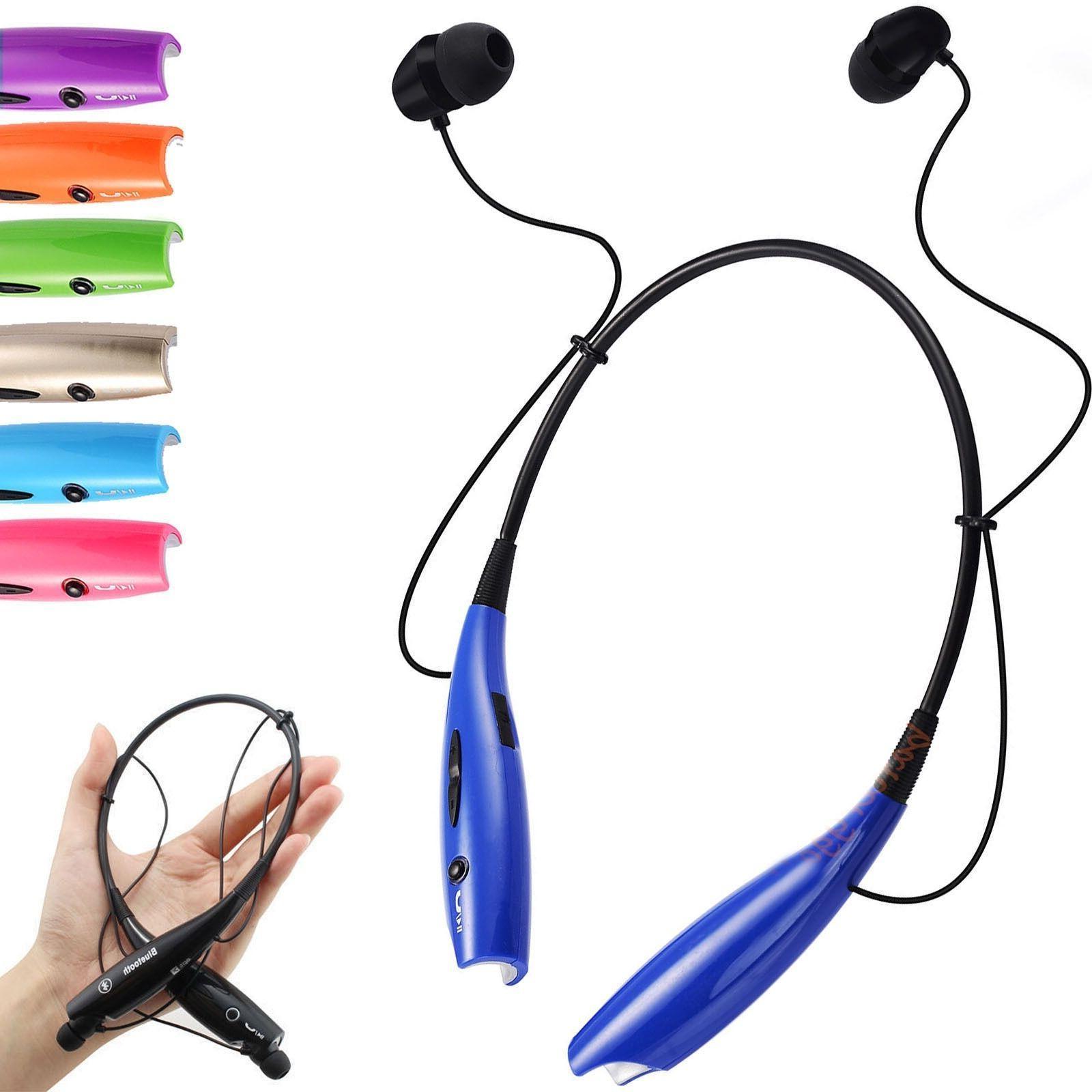 Bluetooth Headset Stereo Headphone Earphone Handfree
