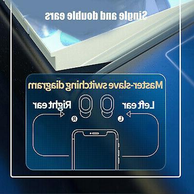 Bluetooth TWS Wireless in Ear Touch Bass