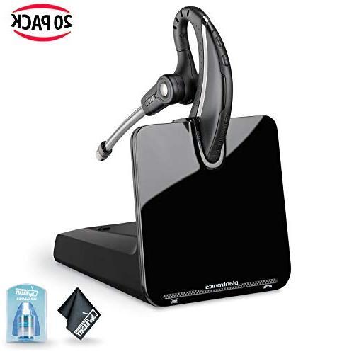 cs530 over ear wireless headset