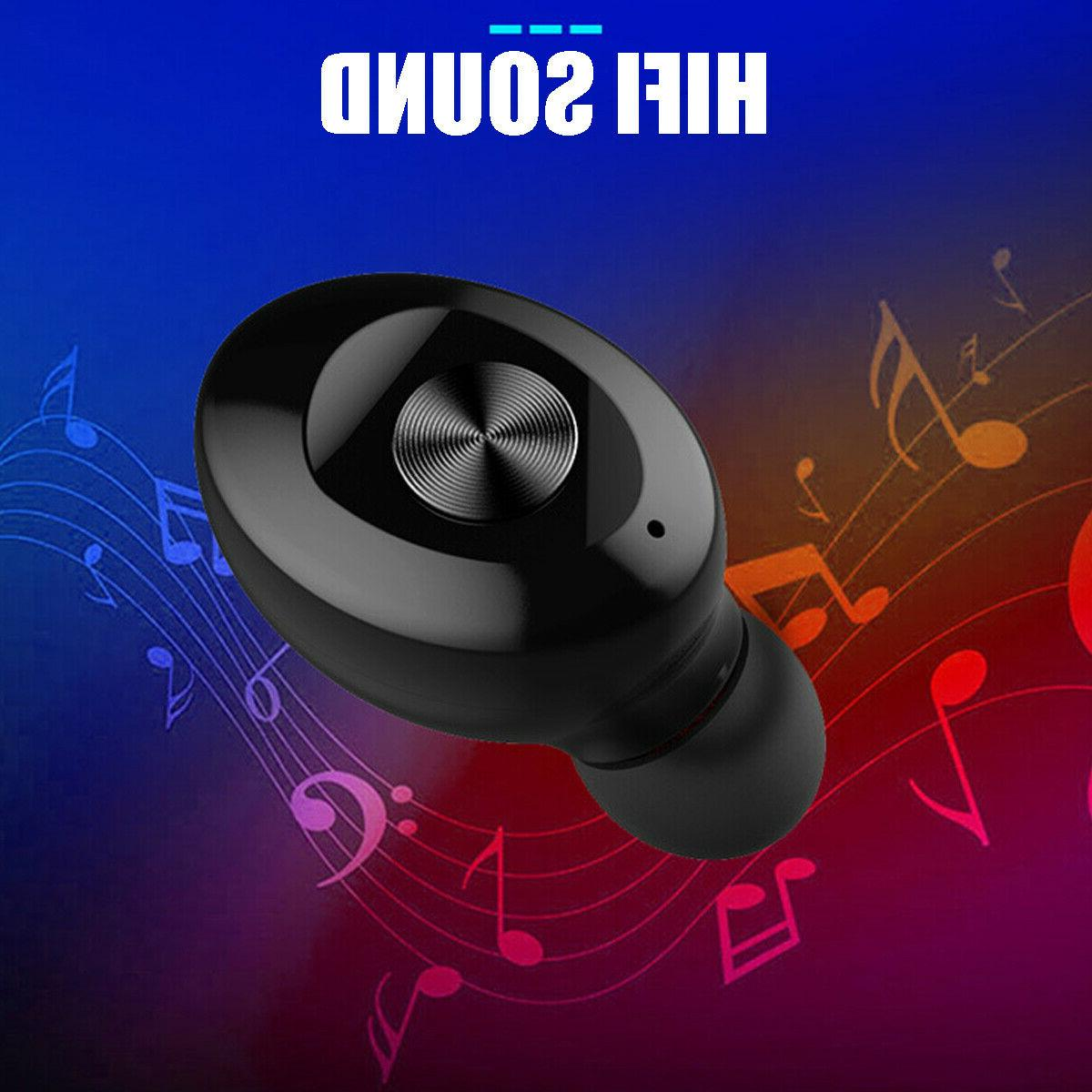 Dual Earphone Earbuds For Android IOS % d