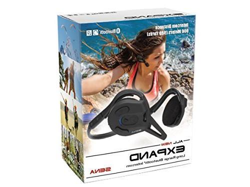 Sena EXPAND-02 EXPAND Bluetooth Intercom Stereo Headset