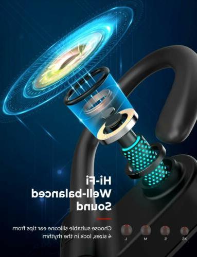 Mpow Flame2 Bluetooth Headset Ear-hook