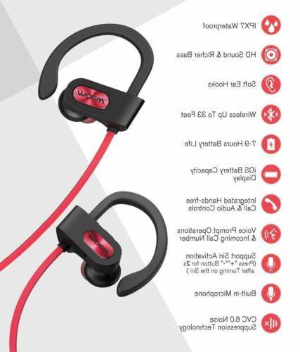 Mpow Flame2 Bluetooth Headphone Stereo Headset