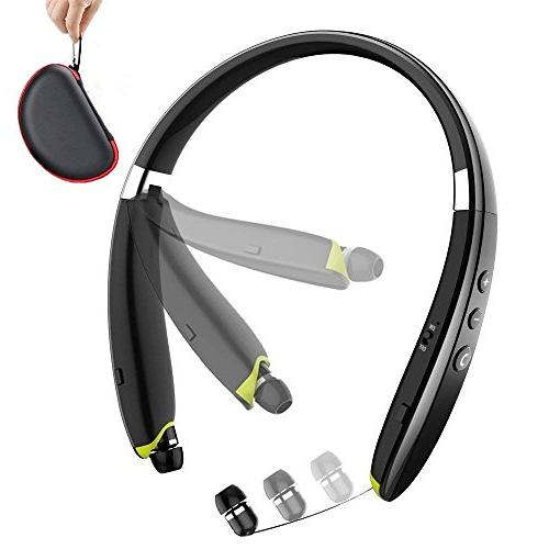foldable bluetooth headset wireless bluetooth headphones