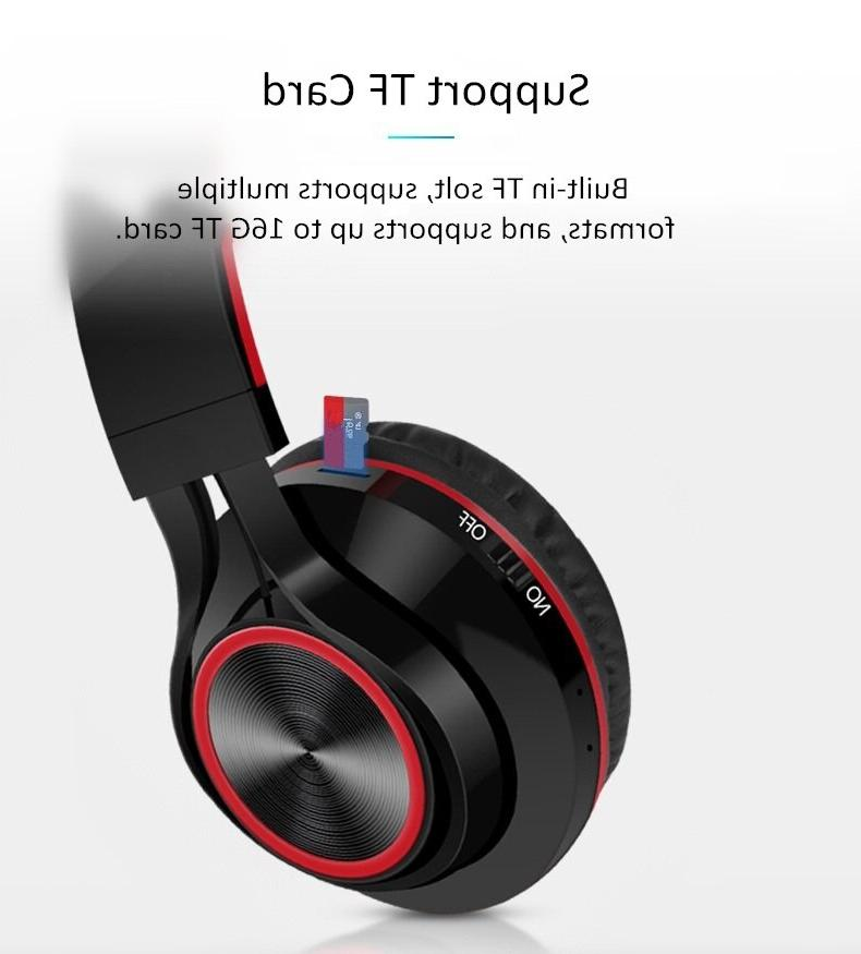 Foldable FM NFC MP3 Heavy
