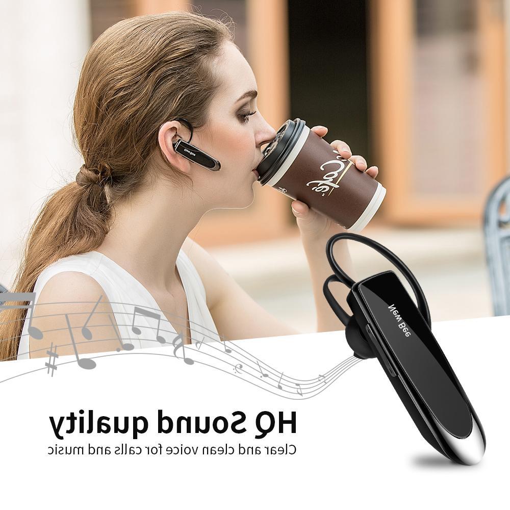 New Bee <font><b>Headset</b></font> Headphone Earbud Earpiece iPhone xiaomi