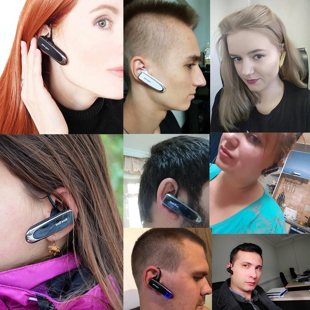 New <font><b>Headset</b></font> <font><b>Bluetooth</b></font> Earpiece Headphone Wireless Earbud Earpiece For xiaomi