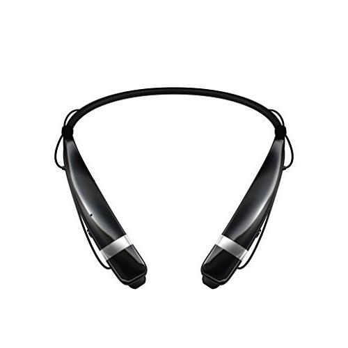 LG Bluetooth Tone Pro Bluetooth Headset - Retail Black