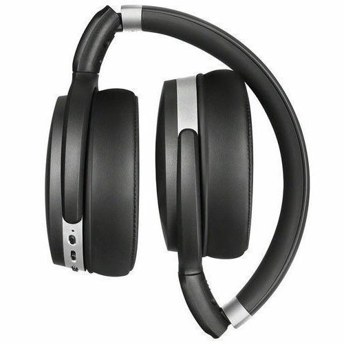 Sennheiser HD Bluetooth Wireless Headphones Cancellation