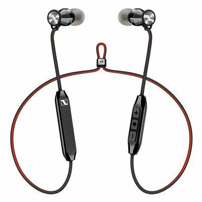 Sennheiser HD1 Bluetooth Wireless Headphone, Bluetooth 4.2 with Qualcomm and AAC, 6 life, 1.5 hour fast USB multi-connection