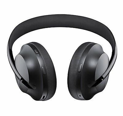 Bose Headphones 700 Black Wireless Noise