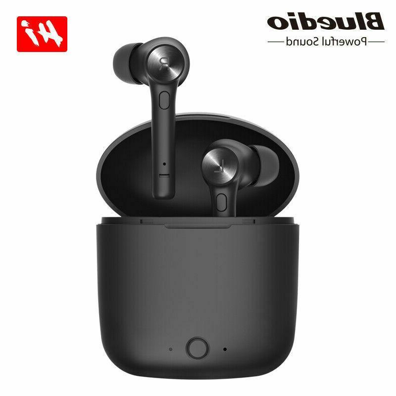 Bluedio wireless 5.0 earphone phone stereo