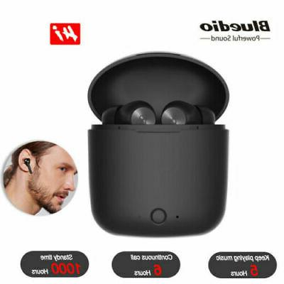 hi wireless bluetooth earphone for phone stereo