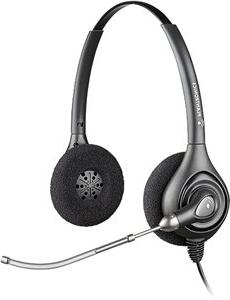 Plantronics HW261 SupraPlus Binaural Over-the-Head Wideband