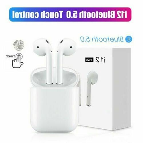 i12 Bluetooth Headset For