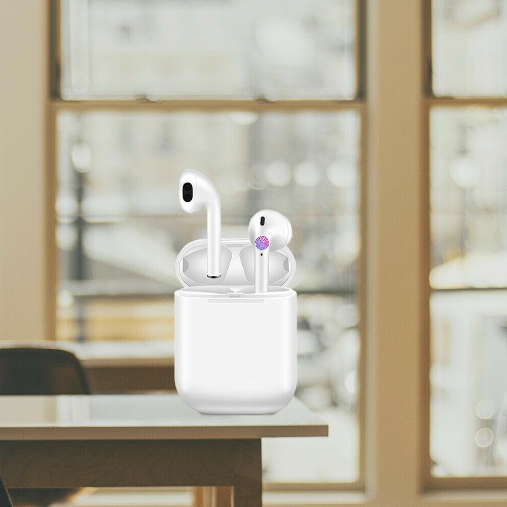 i12 TWS Earphones Headphones For iPhone